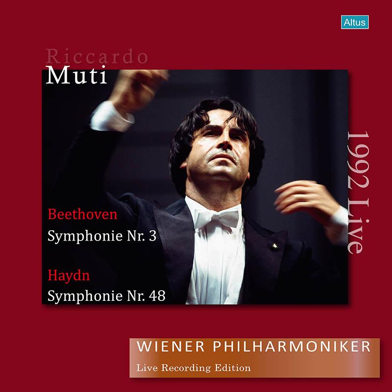ムーティ&ウィーン・フィルのベートーヴェン/交響曲第3番「英雄」ほか 1992年