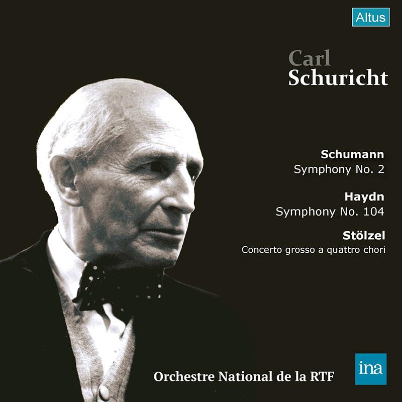 シューリヒトのシューマン/交響曲第2番ほか 1955&1959年