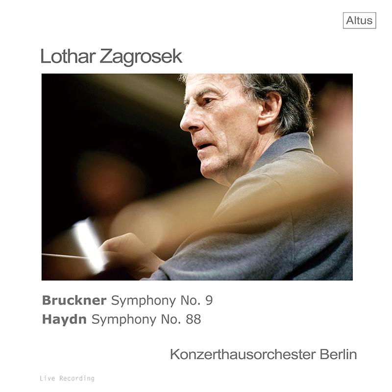 ツァグロゼクのブルックナー/交響曲第9番ほか