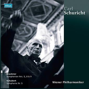 シューリヒト&ウィーン・フィルのブルックナー/交響曲集成