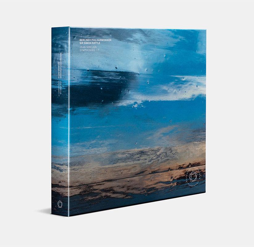 ラトル&ベルリン・フィルハーモニー管弦楽団のシベリウス/交響曲全集