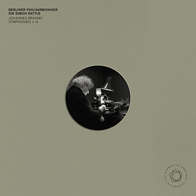 ラトル&ベルリン・フィルのブラームス/交響曲全集