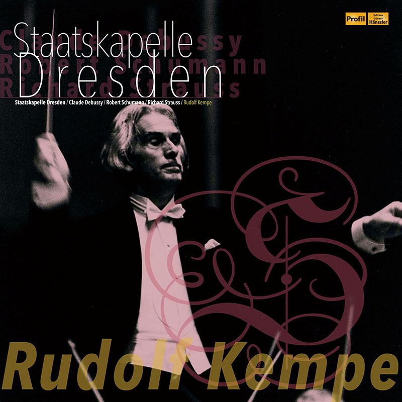 シュターツカペレ・ドレスデン LPエディションVol.3 ケンペのR.シュトラウス/「英雄の生涯」ほか