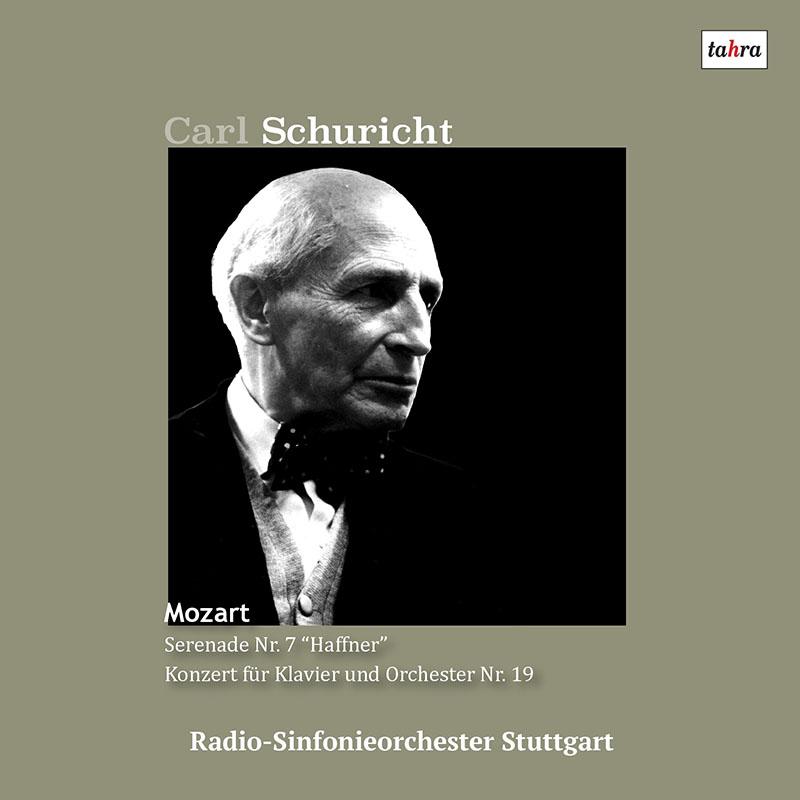 ゼーマン&シューリヒトのモーツァルト/ピアノ協奏曲第19番ほか