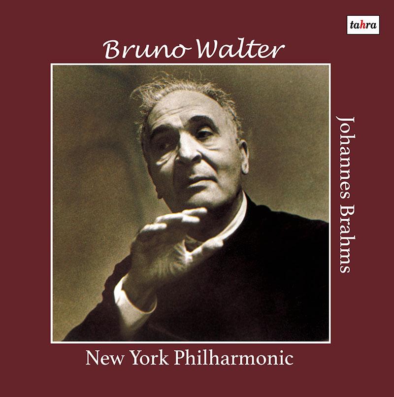 """ワルター&ニューヨーク・フィルのブラームス/交響曲第2番&ヴァイオリン協奏曲"""""""