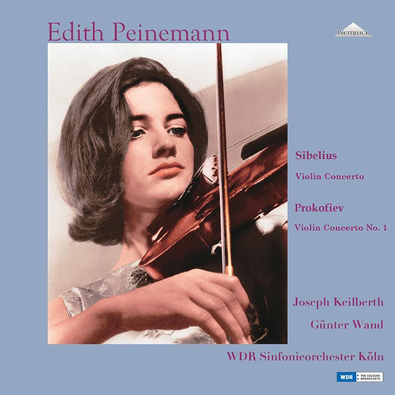 パイネマンのシベリウス&プロコフィエフ/ヴァイオリン協奏曲集