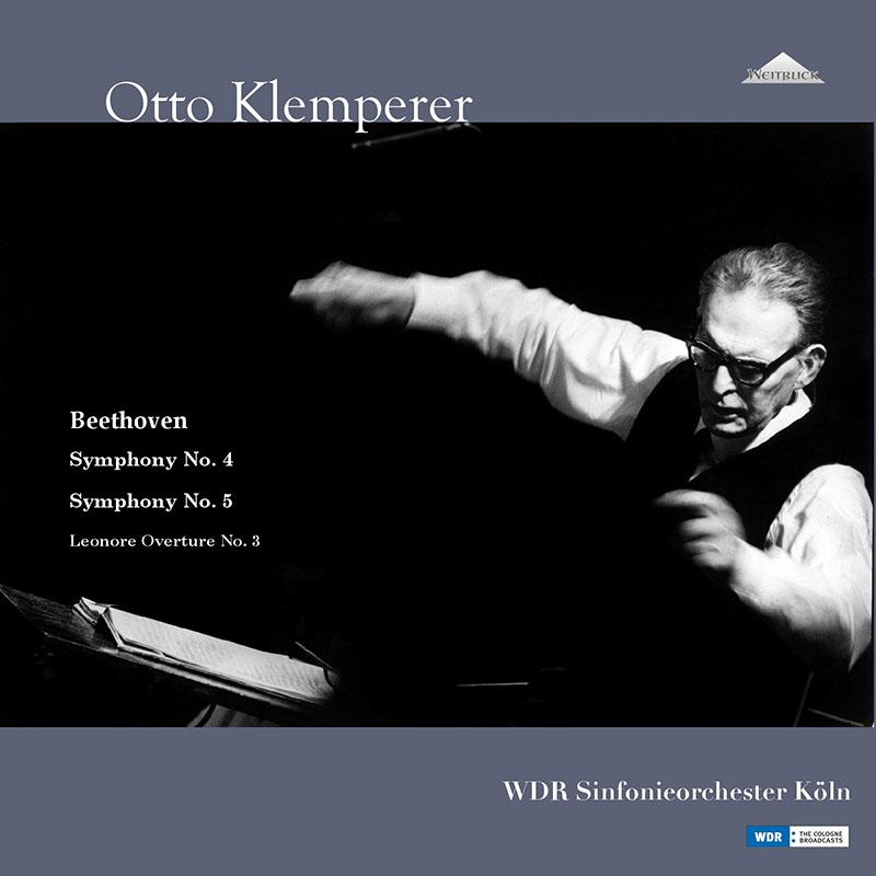 クレンペラーのベートーヴェン/交響曲第4&5番「運命」ほか