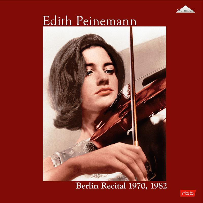 パイネマン ベルリン・リサイタル1970・1982